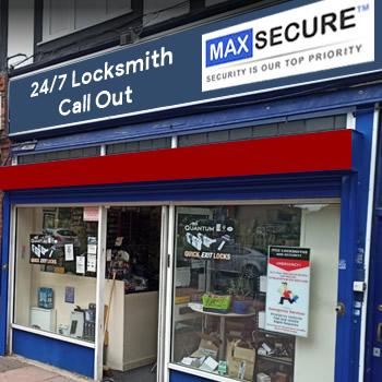 Locksmith store in Ealing